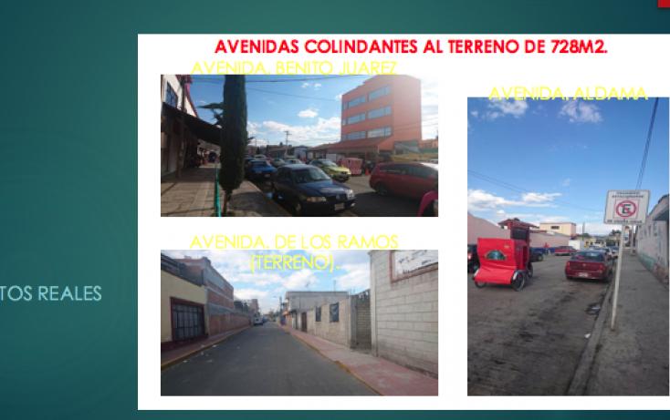 Foto de terreno comercial en venta en, villa cuauhtémoc, otzolotepec, estado de méxico, 2004268 no 05