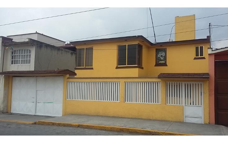 Foto de casa en venta en  , villa cuauhtémoc, otzolotepec, méxico, 1832462 No. 01