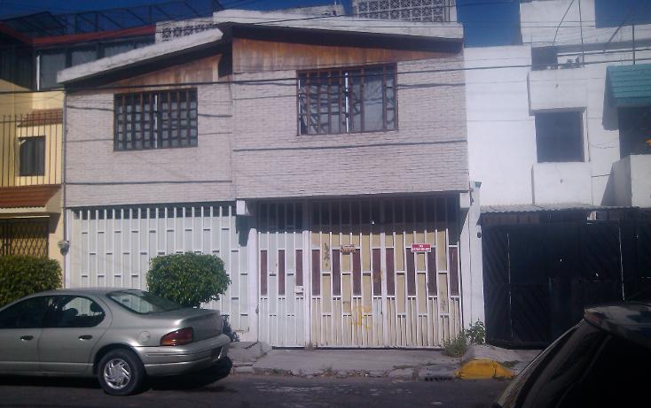 Foto de casa en venta en  , villa de aragón, gustavo a. madero, distrito federal, 1452911 No. 01