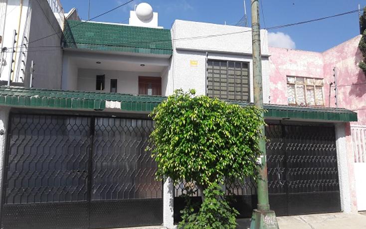 Foto de casa en renta en  , villa de aragón, gustavo a. madero, distrito federal, 2020384 No. 01