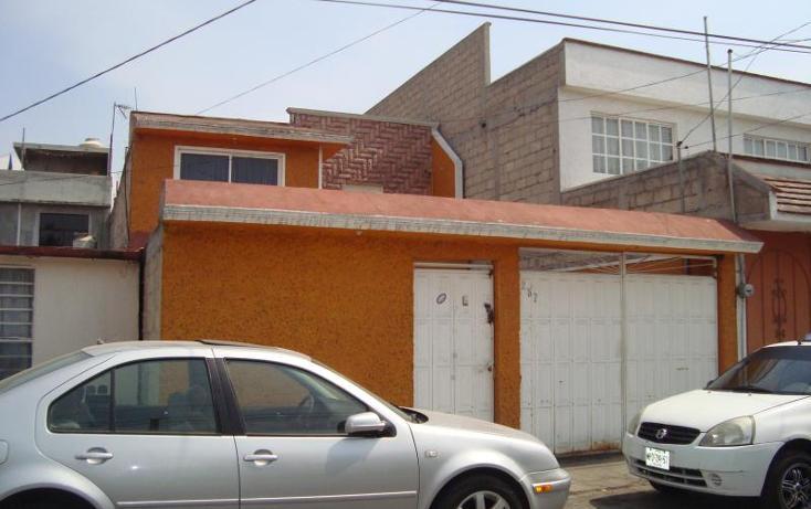 Foto de casa en venta en  , villa de las flores 1a sección (unidad coacalco), coacalco de berriozábal, méxico, 1003271 No. 01