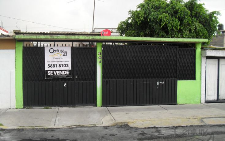 Foto de casa en venta en, villa de las flores 2a sección unidad coacalco, coacalco de berriozábal, estado de méxico, 1395655 no 01