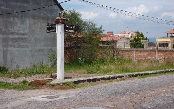 Foto de terreno habitacional en venta en  , villa de los frailes, san miguel de allende, guanajuato, 1134779 No. 06