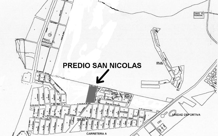 Foto de terreno comercial en venta en  , villa de los frailes, san miguel de allende, guanajuato, 1274577 No. 01