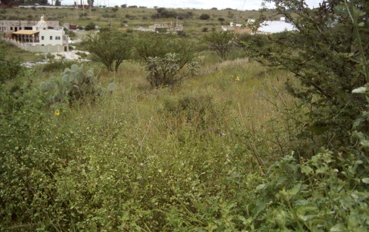 Foto de terreno comercial en venta en  , villa de los frailes, san miguel de allende, guanajuato, 1274577 No. 04