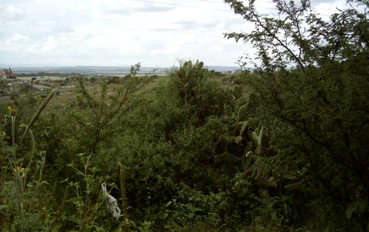 Foto de terreno comercial en venta en  , villa de los frailes, san miguel de allende, guanajuato, 1274577 No. 05