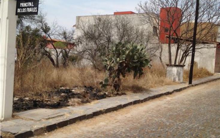 Foto de terreno habitacional en venta en  , villa de los frailes, san miguel de allende, guanajuato, 1691974 No. 02