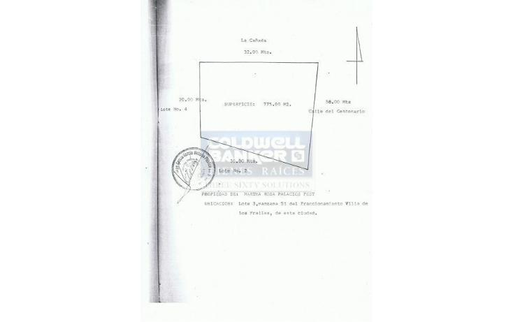 Foto de terreno habitacional en venta en, villa de los frailes, san miguel de allende, guanajuato, 1839424 no 02