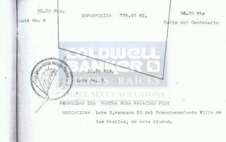 Foto de terreno habitacional en venta en, villa de los frailes, san miguel de allende, guanajuato, 1839424 no 05