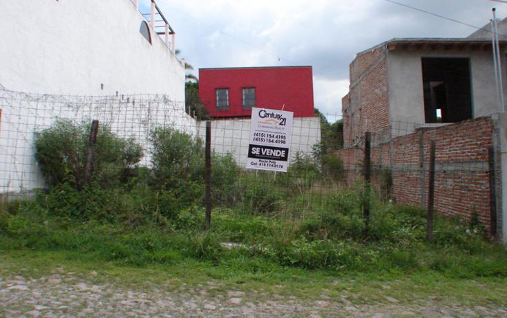 Foto de terreno habitacional en venta en  , villa de los frailes, san miguel de allende, guanajuato, 1927601 No. 03