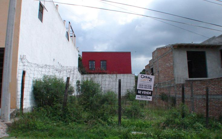 Foto de terreno habitacional en venta en  , villa de los frailes, san miguel de allende, guanajuato, 1927601 No. 05