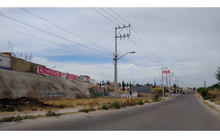 Foto de terreno comercial en venta en  , villa de nuestra se?ora de la asunci?n sector alameda, aguascalientes, aguascalientes, 1776564 No. 01
