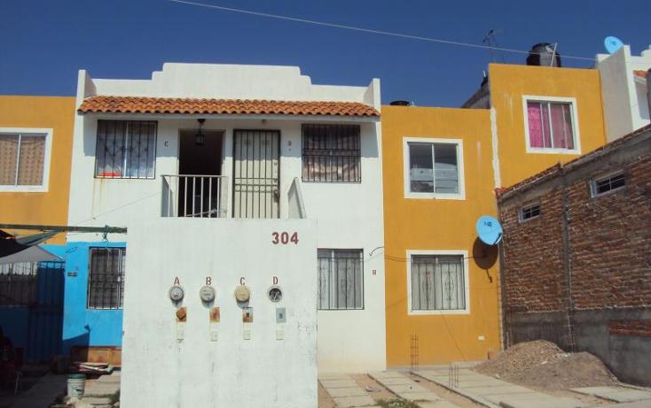 Foto de departamento en venta en  , villa de nuestra señora de la asunción sector guadalupe, aguascalientes, aguascalientes, 1707326 No. 02
