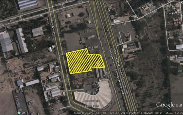 Foto de terreno comercial en renta en, villa de pozos, san luis potosí, san luis potosí, 1168695 no 02