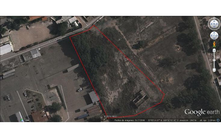 Foto de terreno comercial en venta en  , villa de pozos, san luis potosí, san luis potosí, 1808696 No. 01