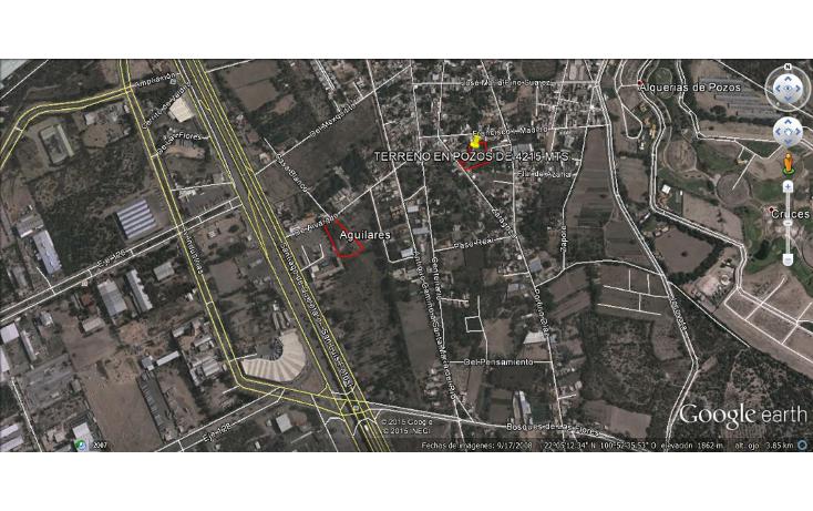 Foto de terreno comercial en venta en  , villa de pozos, san luis potosí, san luis potosí, 1808696 No. 03