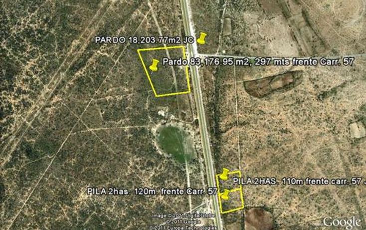 Foto de terreno comercial en venta en  , villa de reyes, villa de reyes, san luis potosí, 1045387 No. 02