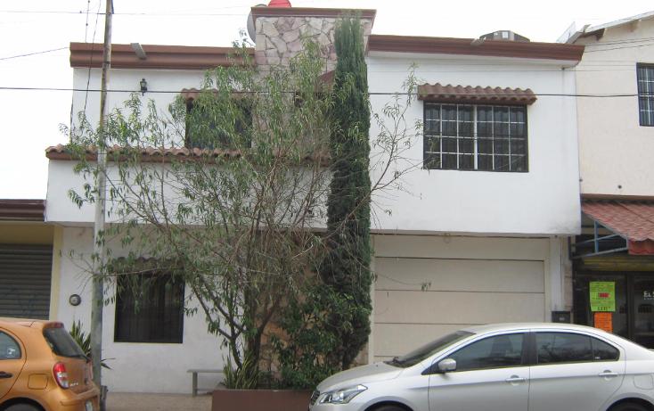 Foto de casa en venta en  , villa de san miguel, guadalupe, nuevo león, 1549586 No. 01
