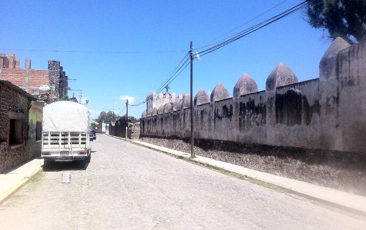 Foto de terreno comercial en venta en  , villa de tezontepec centro, villa de tezontepec, hidalgo, 1285559 No. 03