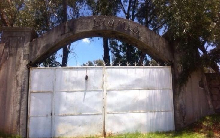 Foto de terreno comercial en venta en  , villa del carb?n, villa del carb?n, m?xico, 1252315 No. 04
