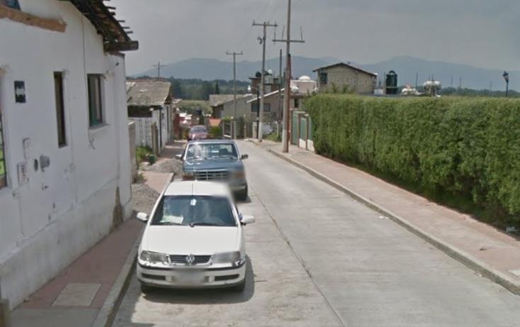 Foto de casa en venta en  , villa del carb?n, villa del carb?n, m?xico, 1638724 No. 01