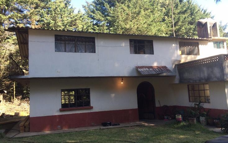 Foto de terreno habitacional en venta en  , villa del carbón, villa del carbón, méxico, 1713542 No. 01