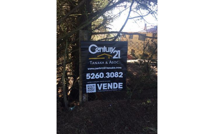 Foto de terreno habitacional en venta en  , villa del carbón, villa del carbón, méxico, 1713542 No. 02