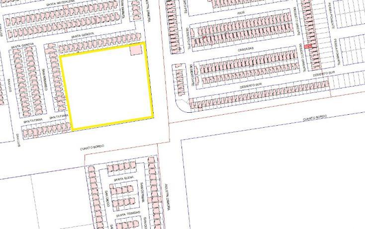 Foto de terreno comercial en venta en, villa del real, hermosillo, sonora, 1467853 no 01