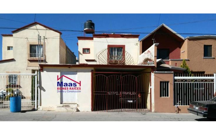 Foto de casa en venta en  , villa del real i, ii, iii, iv y v, chihuahua, chihuahua, 1662662 No. 01