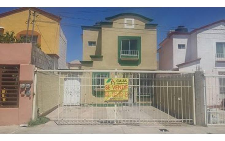 Foto de casa en venta en  , villa del real i, ii, iii, iv y v, chihuahua, chihuahua, 1856596 No. 01