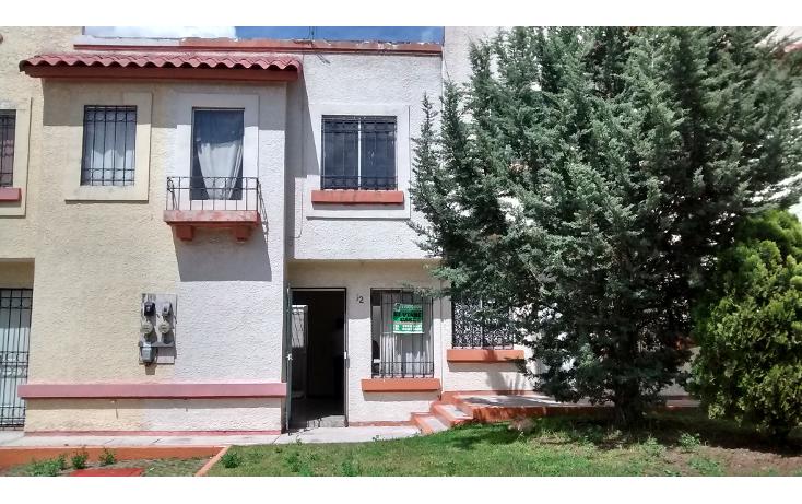 Foto de casa en venta en  , villa del real, tecámac, méxico, 1184871 No. 01