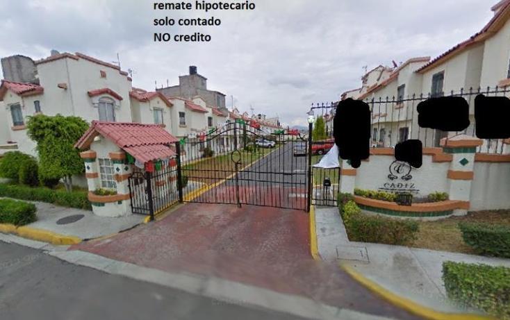 Foto de casa en venta en privada cadiz , villa del real, tecámac, méxico, 1455351 No. 02