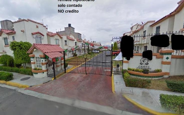 Foto de casa en venta en privada cadiz , villa del real, tecámac, méxico, 1455351 No. 03