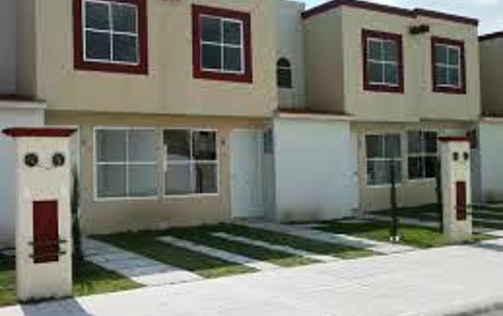 Foto de casa en renta en  , villa del real, tecámac, méxico, 1747386 No. 01