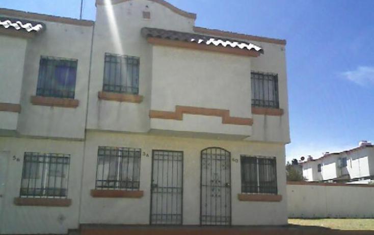 Foto de casa en renta en  , villa del real, tecámac, méxico, 1747386 No. 02