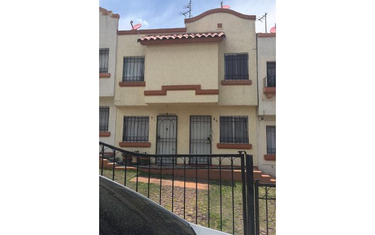 Foto de casa en venta en  , villa del real, tecámac, méxico, 1932178 No. 01