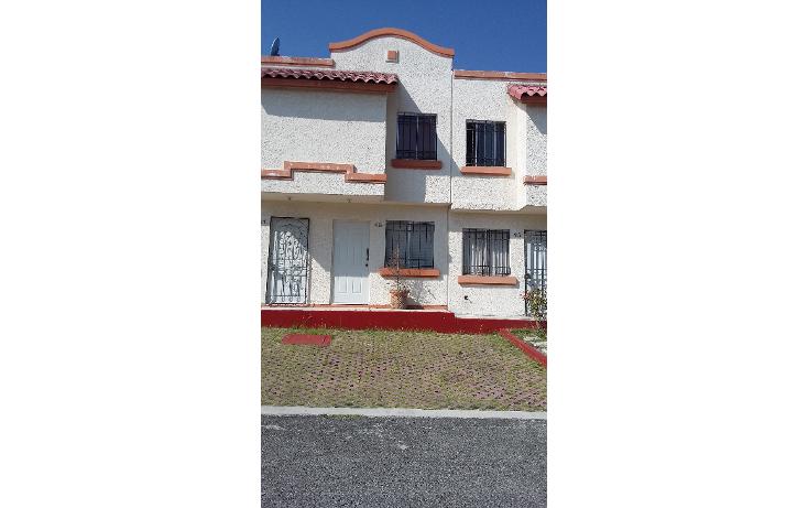 Foto de casa en venta en  , villa del real, tec?mac, m?xico, 1968230 No. 01