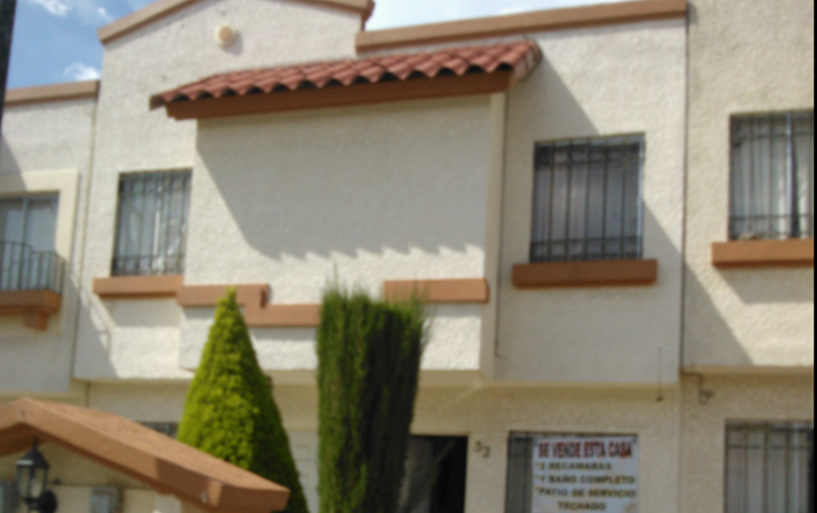 Foto de casa en venta en  , villa del real, tecámac, méxico, 1980018 No. 01
