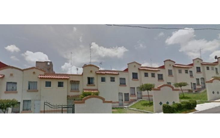 Foto de casa en venta en  , villa del real, tecámac, méxico, 706542 No. 01