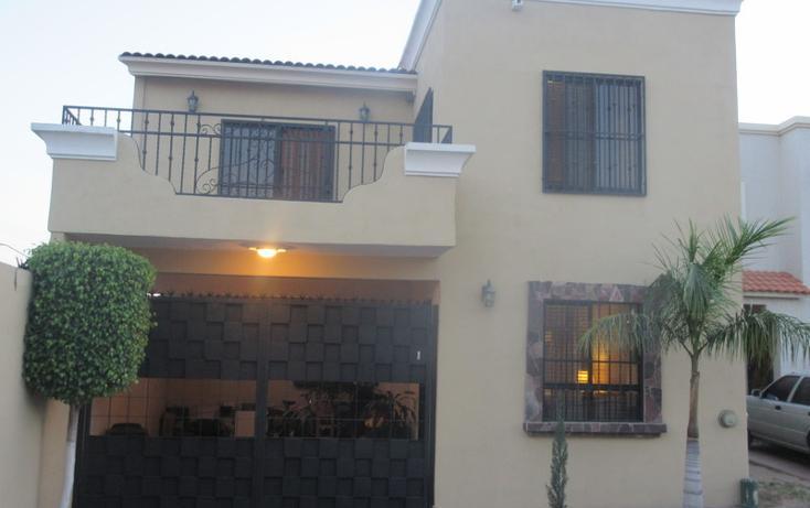 Foto de casa en venta en  , villa del rey, hermosillo, sonora, 1657521 No. 01