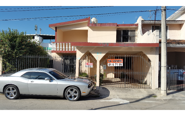 Foto de casa en venta en  , villa del río, campeche, campeche, 1520249 No. 01