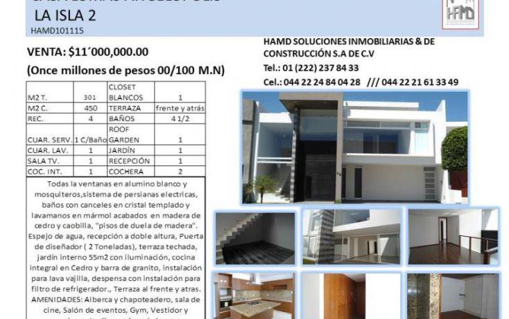 Foto de casa en venta en, villa del sur, puebla, puebla, 1897342 no 11