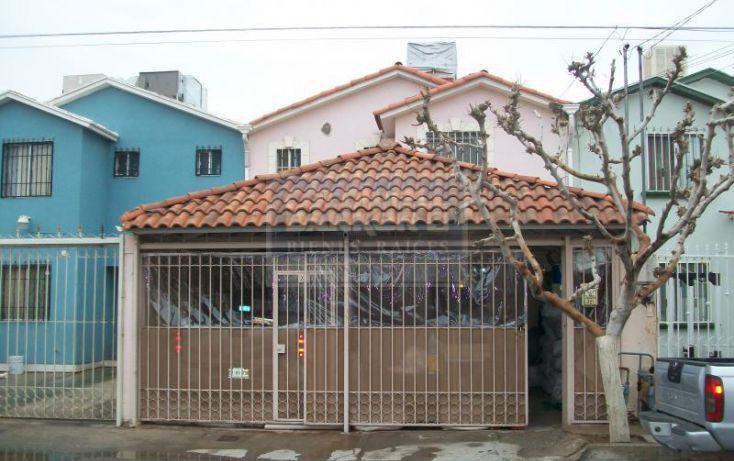 Foto de casa en venta en villa delicias 281, villas del valle, juárez, chihuahua, 744567 no 01