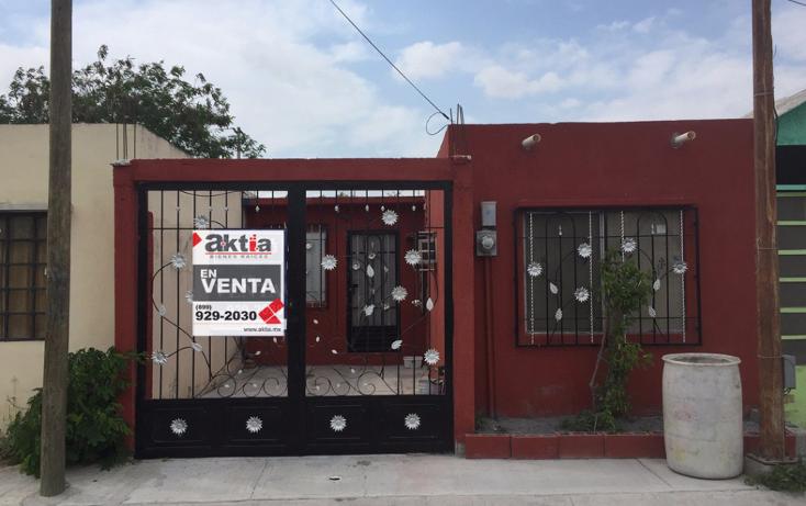 Foto de casa en venta en  , villa diamante, reynosa, tamaulipas, 1769686 No. 01