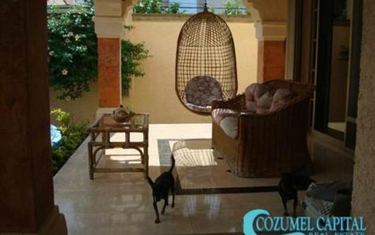 Foto de casa en venta en villa elegancia, boulevard aeropuerto esquina 15 avenida norte , cozumel, cozumel, quintana roo, 1138753 No. 09