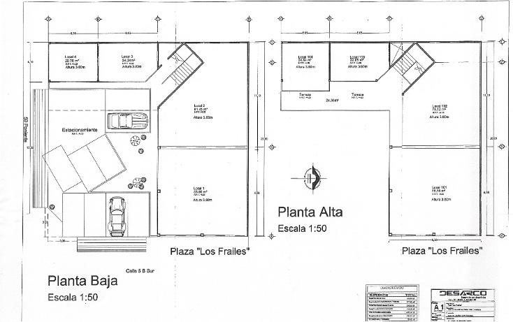Foto de local en renta en  , villa encantada, puebla, puebla, 1172763 No. 01