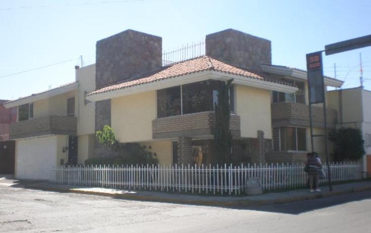 Foto de casa en venta en  , villa encantada, puebla, puebla, 1529464 No. 01