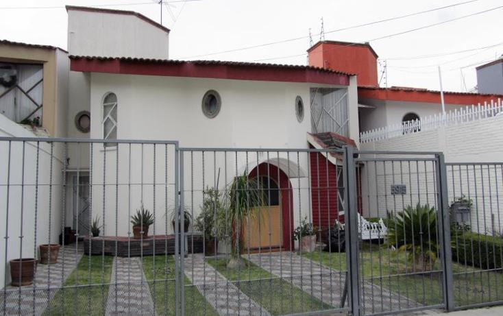 Foto de casa en venta en  , villa encantada, puebla, puebla, 1606450 No. 01