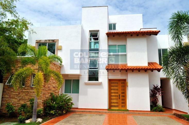 Foto de casa en condominio en venta en  1, las jarretaderas, bahía de banderas, nayarit, 740811 No. 01