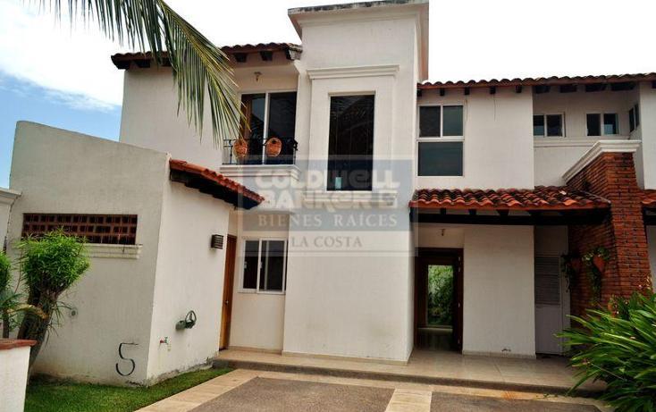Foto de casa en condominio en venta en  52, las jarretaderas, bahía de banderas, nayarit, 740813 No. 01